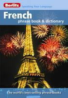 Jacket image for French Phrasebook & Dictionary