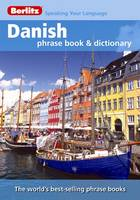 Jacket image for Danish Phrasebook & Dictionary