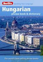 Jacket image for Hungarian Phrasebook & Dictionary