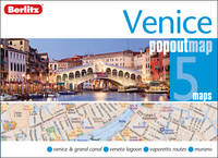 Jacket image for Venice PopOut Map