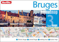 Jacket image for Bruges PopOut Map