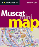 Jacket image for Muscat Mini Map