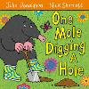 One Mole Digging a Hole Jacket Image