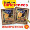 Cover image for Spot the Differences: Art Masterpiece Mysteries Book 4