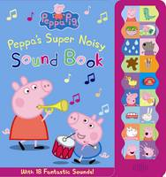 Peppa's Super Noisy Sound Book Jacket Image