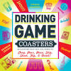 Cover image for Drinking Game Coasters