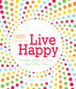 Cover image for 365 Ways to Live Happy