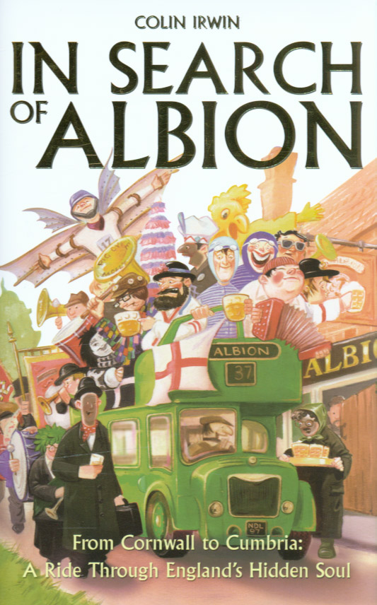 Image for In search of Albion  : from Cornwall to Cumbria
