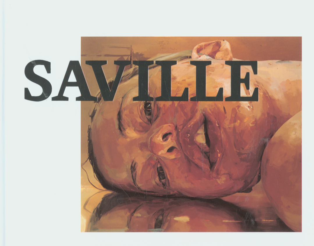 jenny saville essay Migrants [jenny (painting) nochlin, linda (essay) saville] on amazoncom free shipping on qualifying offers first edition, first printing hardcover.