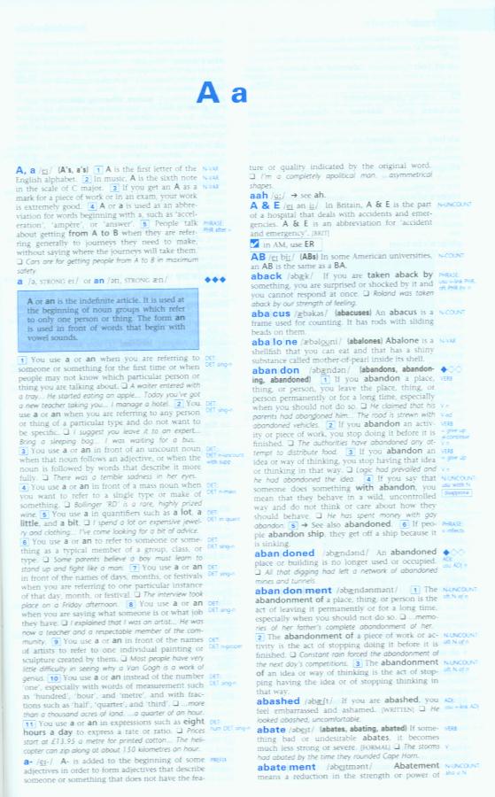 collins cobuild advanced dictionary pdf