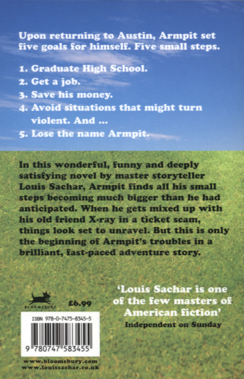 small steps louis sachar pdf