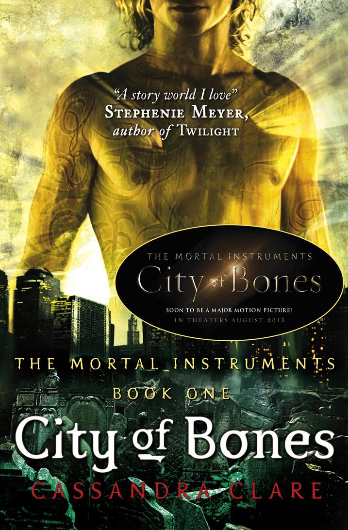 City Of Bones Reihenfolge