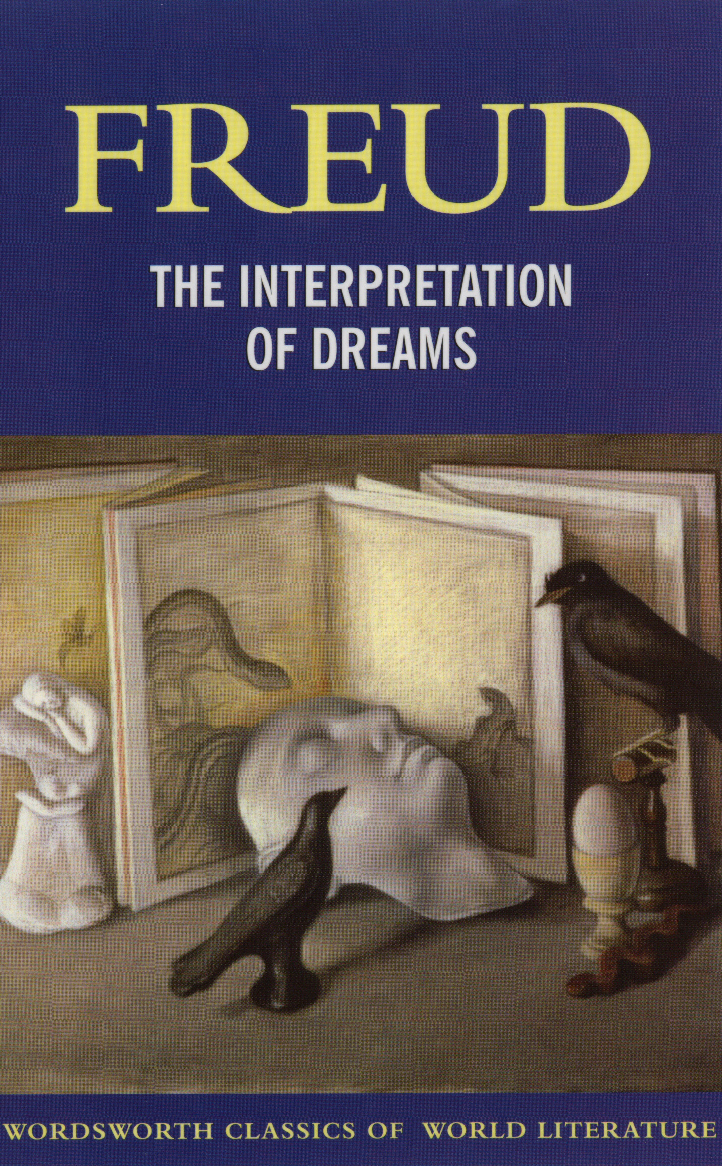 The interpretation of dreams by Freud, Sigmund ...