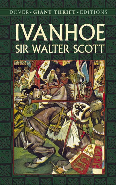 Stereotyping in ivanhoe by sir walter scott