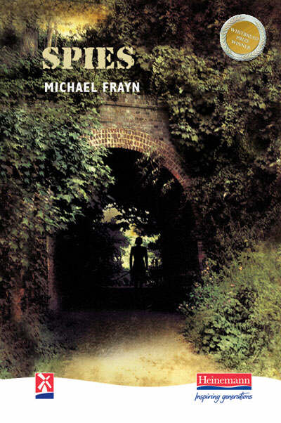 spies michael frayn stephen and keith relationship