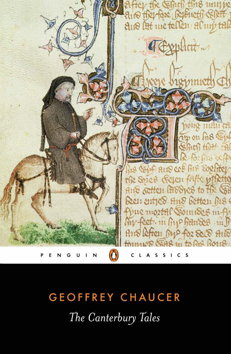 analysis of the canterbury tales by geoffrey chaucer Geoffrey chaucer's canterbury tales, written in approximately 1385, is a  collection of twenty-four stories ostensibly told by various people who are going  on a.