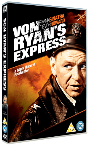 Von Ryan's Express (1965) (Retail / Rental)