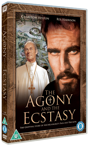 The Agony and the Ecstasy (1965) (Retail / Rental)