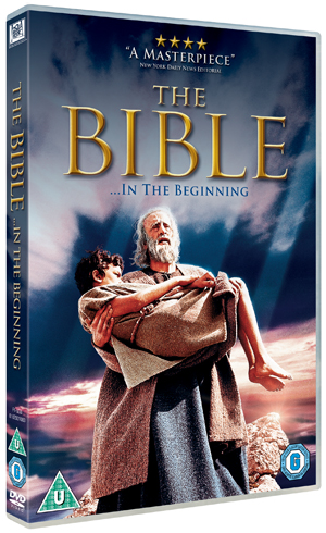 The Bible... In the Beginning (1966) (Retail / Rental)