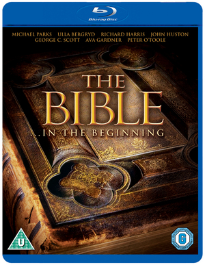 The Bible... In the Beginning (1966) (Blu-ray) (Retail / Rental)