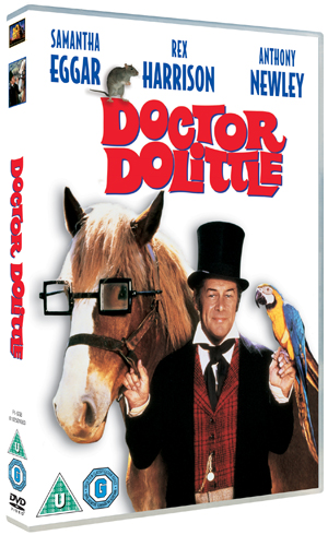 Doctor Dolittle (1967) (Retail / Rental)