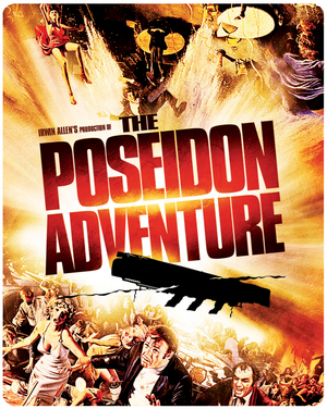 Subtitles The Poseidon Adventure 1972 Blu Ray Limited