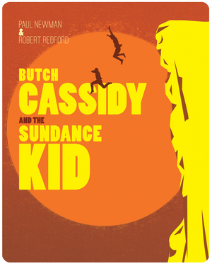Butch Cassidy and the Sundance Kid (1969) (Blu-ray) (Limited Edition Steelbook) (Retail Only)