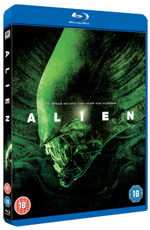 Alien (1979) (Blu-ray) (Retail / Rental)