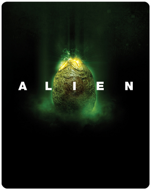 Alien (1979) (Blu-ray) (Limited Edition Steelbook) (Retail Only)