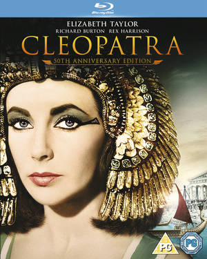 Cleopatra (1963) (Blu-ray) (50th Anniversary Edition) (Retail / Rental)