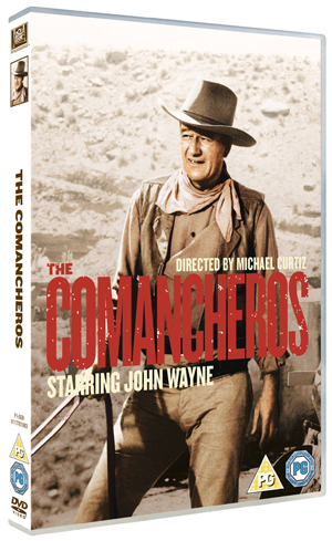 The Comancheros (1961) (Retail / Rental)