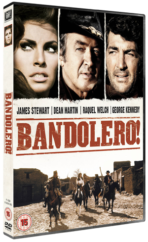 Bandolero! (1968) (Retail / Rental)
