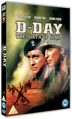 D-Day the Sixth of June (1956) (Retail / Rental)
