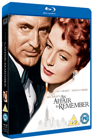 An Affair to Remember (1957) (Blu-ray) (Retail / Rental)