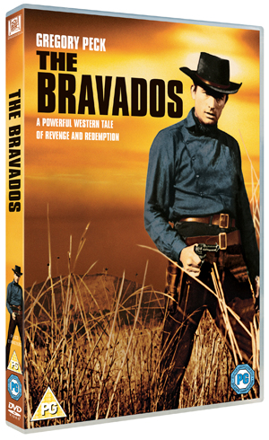 The Bravados (1958) (Retail / Rental)