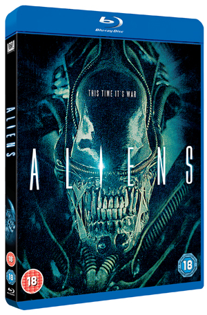 Aliens (1986) (Blu-ray) (Retail / Rental)