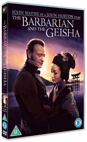 The Barbarian and the Geisha (1958) (Retail / Rental)