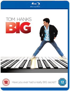 Big (1989) (Blu-ray) (Retail / Rental)