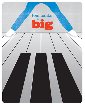 Big (1989) (Blu-ray) (Limited Edition Steelbook) (Retail Only)