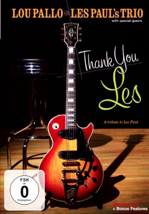 Lou Pallo: Thank You Les - A Tribute to Les Paul (Retail Only)
