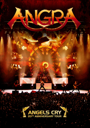 Angra: Angels Cry - 20th Anniversary Live (2013) (Retail Only)