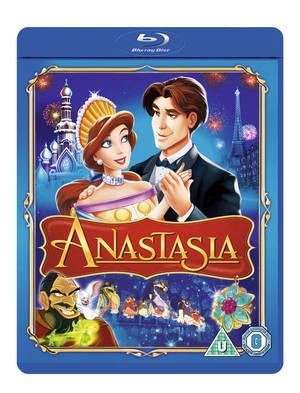 Anastasia (1997) (Blu-ray) (Retail / Rental)