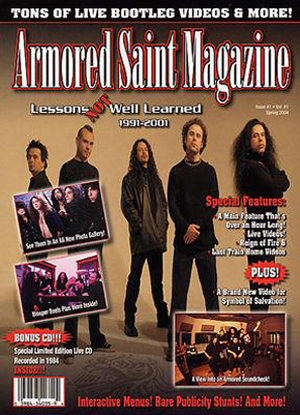 Armored Saint: Lessons Not Well Learned (Deleted)