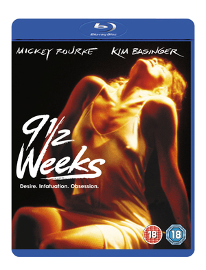 9 ½ Weeks (1986) (Blu-ray) (Retail / Rental)