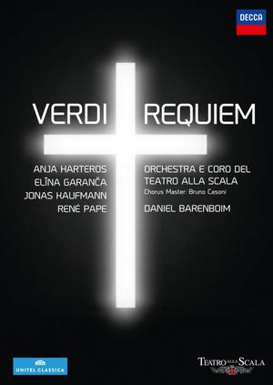 Verdi: Requiem (Teatro Alla Scala Di Milano) (2012) (Retail / Rental)