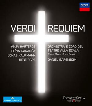 Verdi: Requiem (Teatro Alla Scala Di Milano) (2012) (Blu-ray) (Retail / Rental)