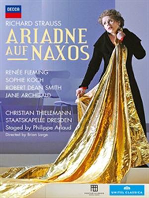 Ariadne Auf Naxos: Staatskapelle Dresden (Thielemann) (Blu-ray) (Deleted)