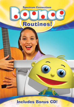 Bounce: Routines! (2007) (with CD) (Retail / Rental)
