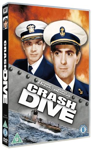 Crash Dive (1943) (Retail / Rental)