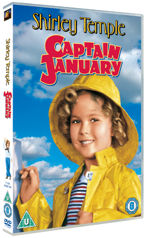 Captain January (1936) (Retail / Rental)
